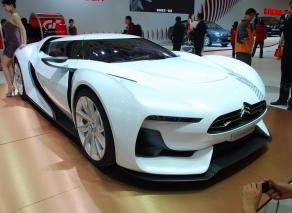 雪铁龙GT概念车