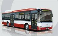 大金龙XMQ6125G9混动公交车