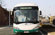 安源PK6120混合动力客车