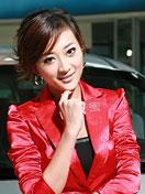 上海车展模特专辑1