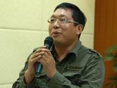 湖北省汽车流通协会副秘书长罗吉文