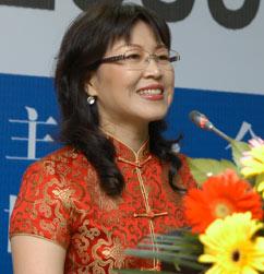 全国工商联汽车经销商商会秘书长王晓丹