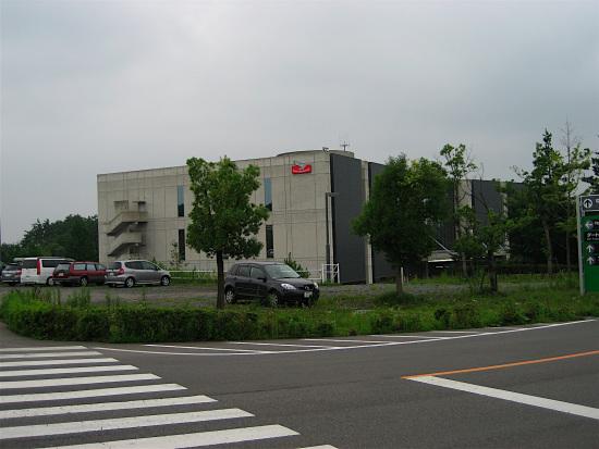 位于茂山赛车场内的本田博物馆
