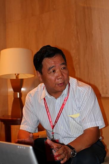 中国汽车工程学会常务副理事长兼秘书长付于武