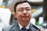 比亚迪董事长王传福接受新浪汽车采访