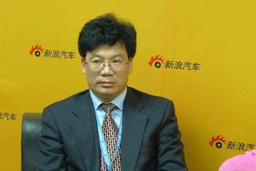 华泰汽车集团总裁童志远