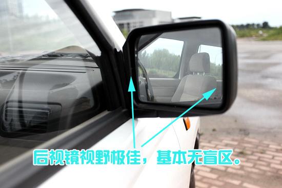 郑州日产锐骐皮卡汽油版外观图片