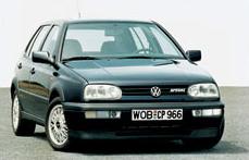 第三代高尔夫(1991年-1997年)