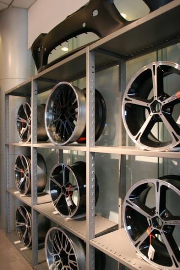 多种轮圈造型