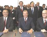 北汽与戴姆勒.克莱斯勒签合作协议