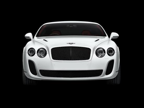 图为宾利Bentley Continental Supersports