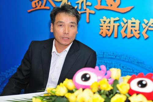 起亚汽车(中国)总经理郑畅镐