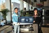 冠军车主黄旭:BMW 730Li