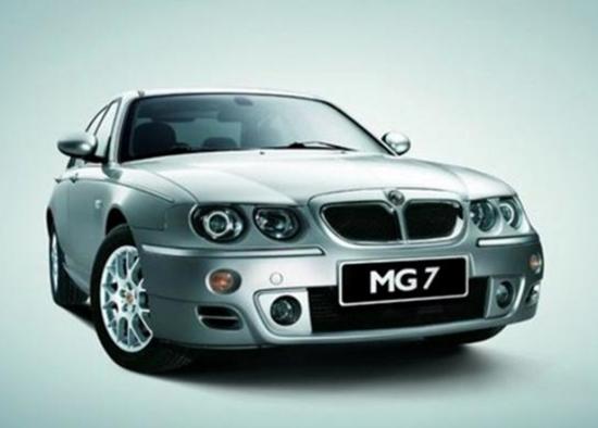 图为MG 7