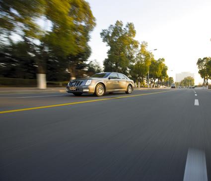 凯迪拉克SLS新赛威