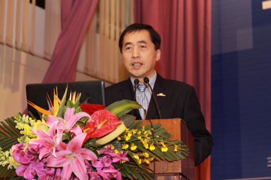 固铂轮胎与橡胶公司亚太区总裁曹克昌
