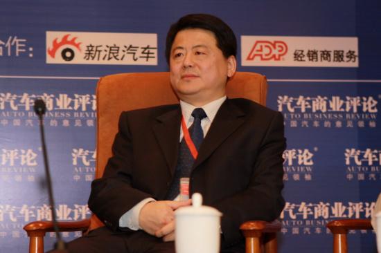 北汽控股公司副总经理 韩永贵