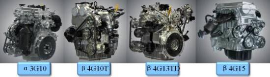 吉利自主研发发动机