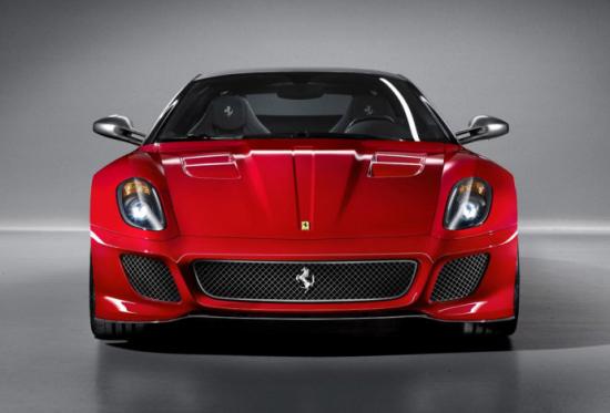 599 GTO 前脸