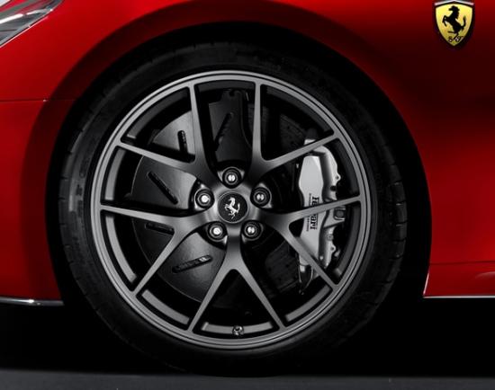 Ferrari 599 GTO轮毂
