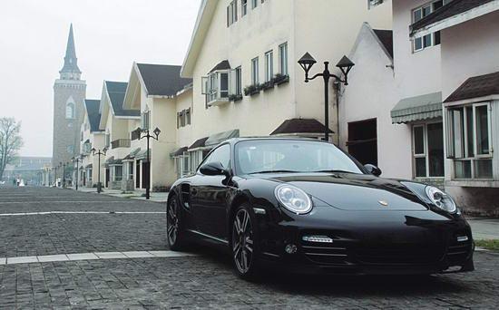 2010款保时捷911turbo