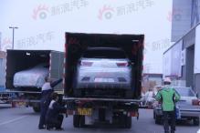 2010北京车展探馆之广汽自主混合动力SUV