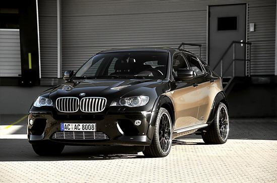 ACS6高性能全能轿跑车(黑金双色猎鹰版)