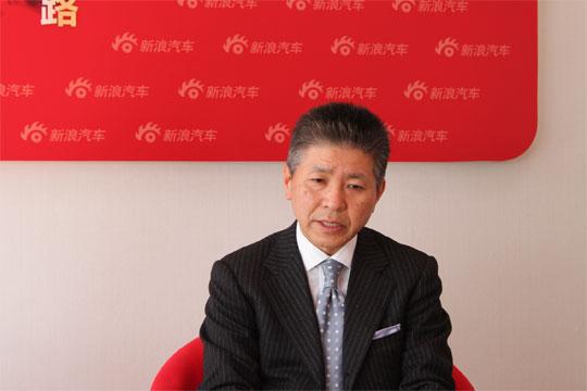 东南汽车工业有限公司副总经理田边尚裕先生做客新浪访谈间