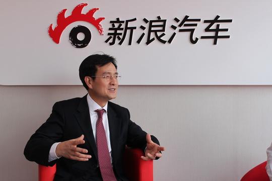 华泰汽车集团总裁刘志刚