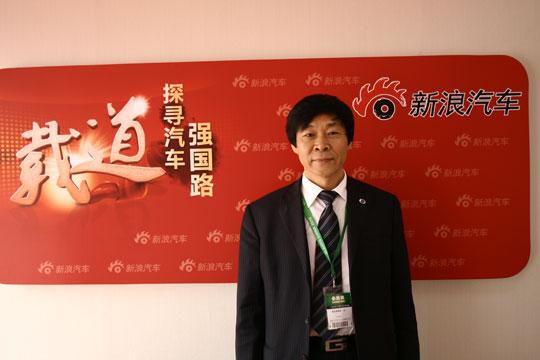 吉奥集团副总裁李凤煜