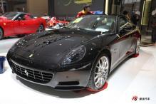 法拉利612亮相北京车展 售价569.8万元