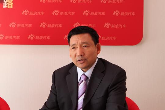 江铃控股有限公司芦卫东副总裁