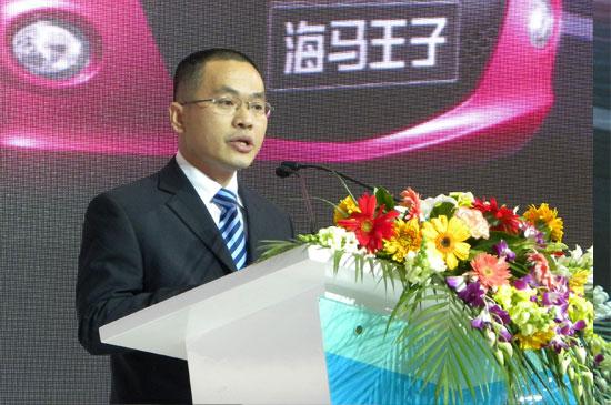 海马郑州销售公司总经理欧永富