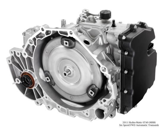 75 雪佛兰车型将配备6速自动变速箱 新浪汽车 新浪网