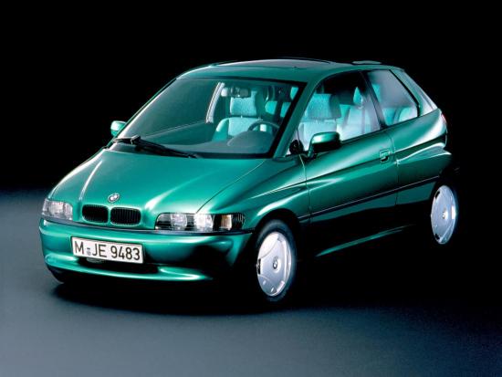 宝马E1 Coupe
