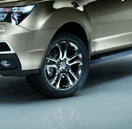 2010 MDX豪华运动版-YOKOHAMA高性能运动轮胎