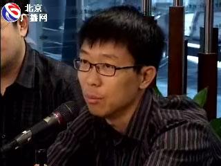 图为中国汽车画报执行主编刘鸿仓