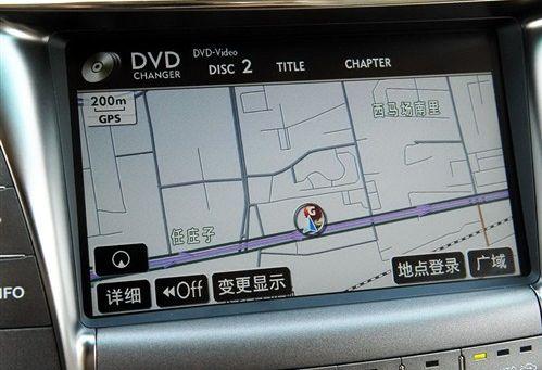 GPS导航系统