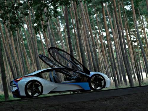 宝马计划推Megacity EV电动跑车