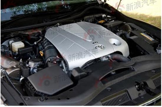 原有的3.0升发动机被3.5升发动机所替代