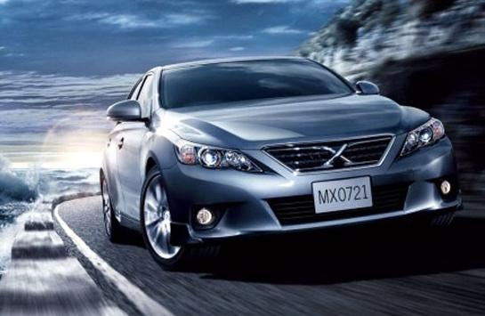 一汽丰田新锐志登目录 9月上市搭载V6发动机