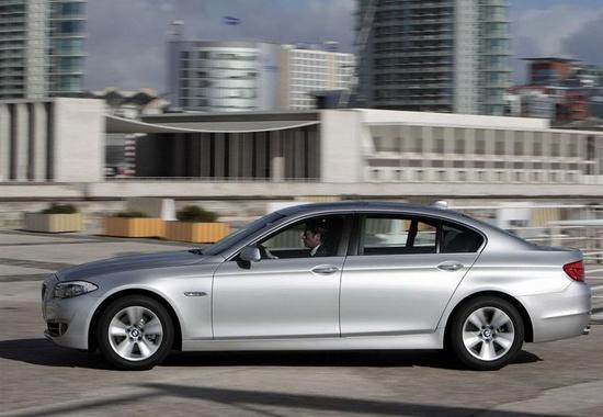全新BMW5系长轴距版