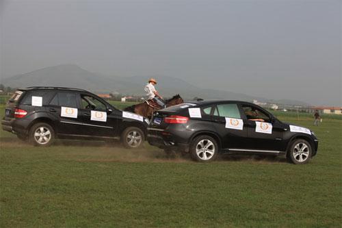 车与马竞速赛
