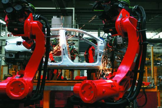 高科技激光焊接技术