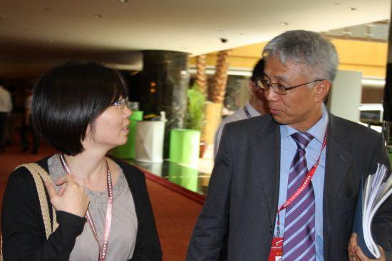 戴姆勒东北亚投资有限公司副总裁李洁