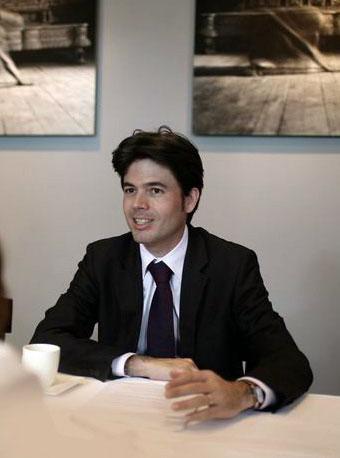东风雪铁龙市场与对外宣传部部长郭浩先生