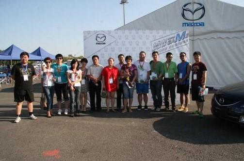 一汽马自达驾驶训练营北京站