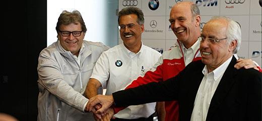 汽车运动部总监们对于宝马2012年参加DTM发表看法
