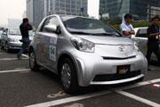 丰田iQ-EV电动车