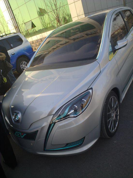 C30DB纯电动车